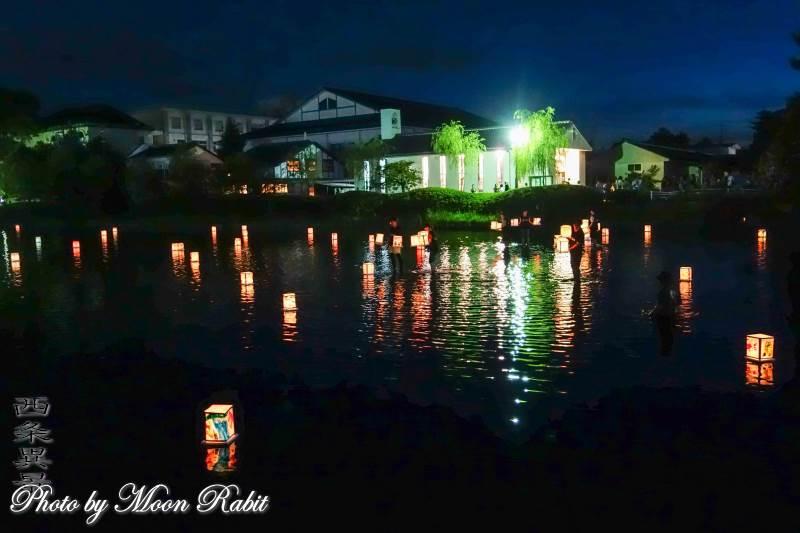 西条栄光教会とランタン 愛媛県西条市明屋敷