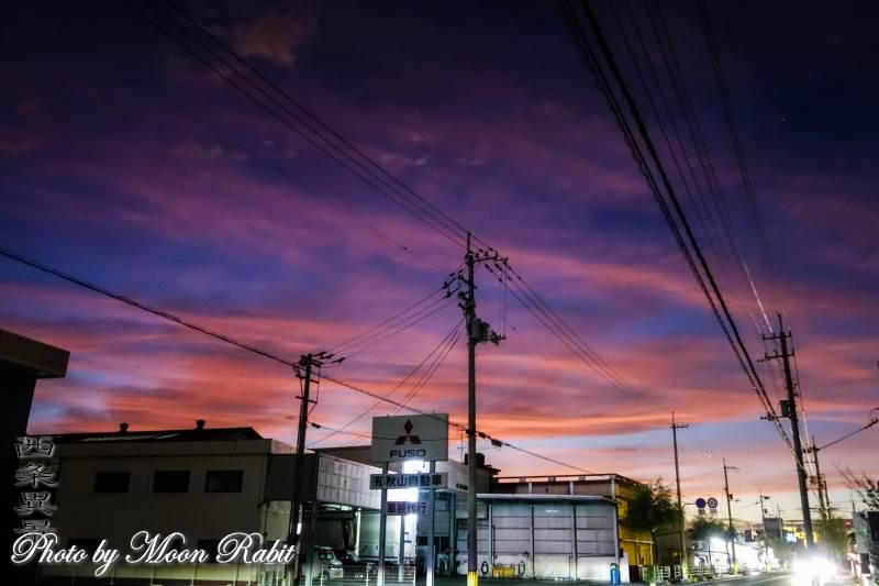 西条港線 秋山自動車 愛媛県西条市神拝172-3