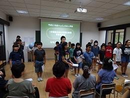 6年生発表会