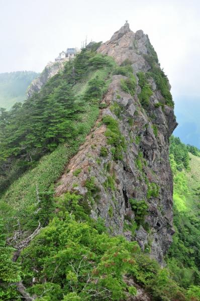 3石鎚山190726