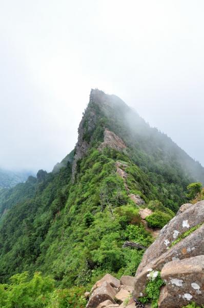 1石鎚山190726