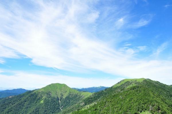 6剣山190809