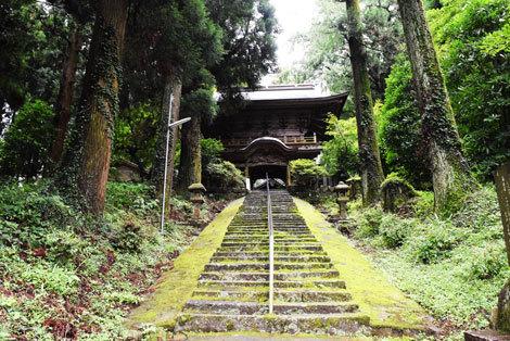 丸山八幡神社楼門