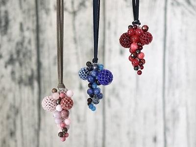 Very Berry Pendant