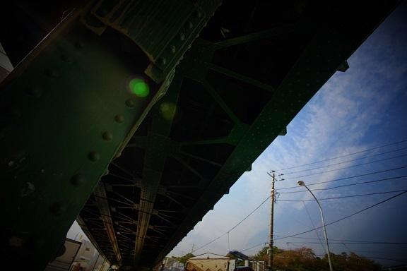 南太田鉄橋
